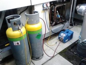 Refrigerant Handling