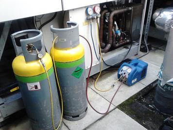 Cylinder into Cylinder