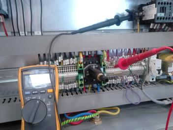 Live Electrical Testing