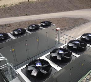Hydrocarbon Chiller Service