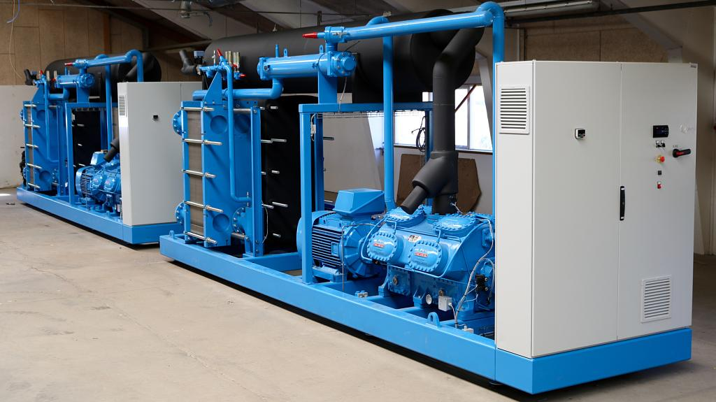 Frigus Water Cooled Chiller