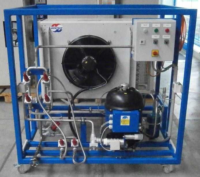 Ammonia Recovery Unit