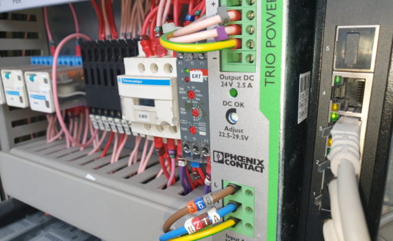 Chiller Controller Replacement and Refurbishment