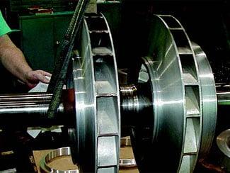 Centrifugal Compressor Reconditioning