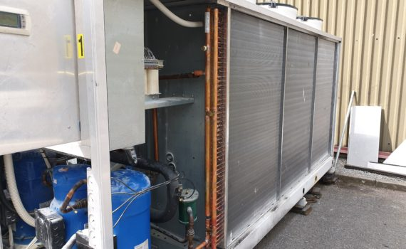 Chilled Water System Repair